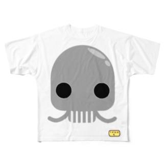 ケラゴン Full graphic T-shirts