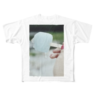-shizuku- Full graphic T-shirts