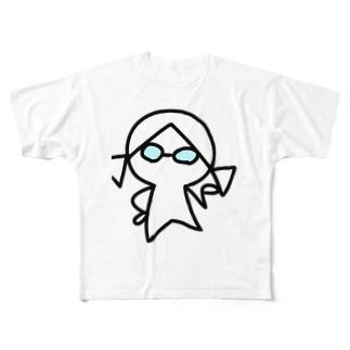 私の分身 Full graphic T-shirts