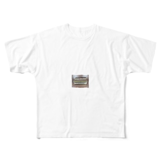 GHプレミアムに入っているGHリリーザーっていう成分 Full graphic T-shirts