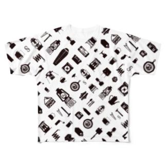 T11.1_Sumi Full graphic T-shirts
