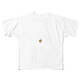 精力減退に悩む人が使うのが精力剤 Full graphic T-shirts