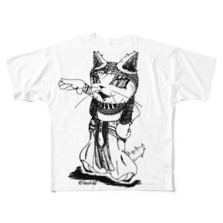 クレオパトラ (劇団Camelot) フルグラフィックTシャツ