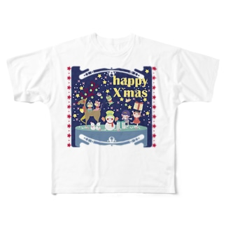 cuteXmas Full graphic T-shirts