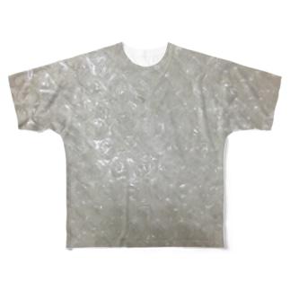 ぷちぷちスマホ&Tシャツ Full graphic T-shirts