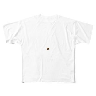 中折れの手っ取り早い対策は、巨人倍増購入 Full graphic T-shirts