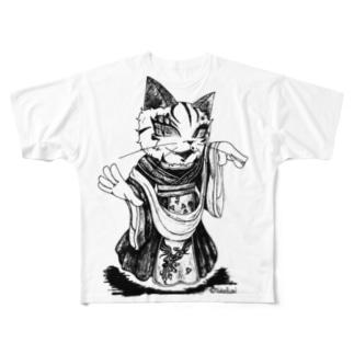 楊貴妃 (劇団Camelot) フルグラフィックTシャツ