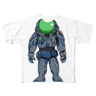 ASTRONAUT フルグラフィックTシャツ