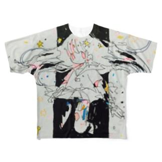 a フルグラフィックTシャツ