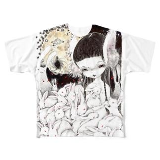 受胎告知 Full graphic T-shirts