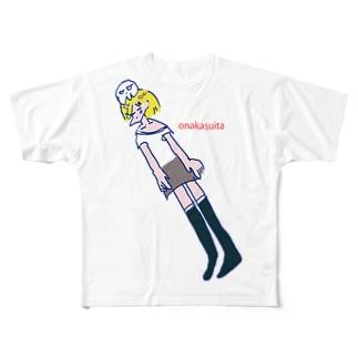 統合失調症 Full graphic T-shirts