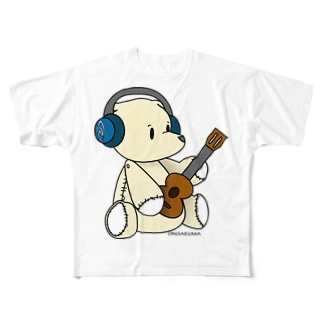 ONGAKUMA Full graphic T-shirts