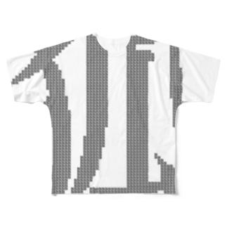 とんこ2 Full graphic T-shirts