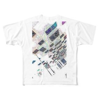 理想を真っ直ぐに語れば語るほど、「 具体性に乏しい 」と叩かれる。 フルグラフィックTシャツ