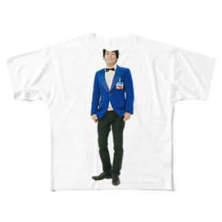 永椎 広典 フルグラフィックTシャツ