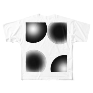 ball Full graphic T-shirts