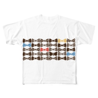 ribb Full graphic T-shirts