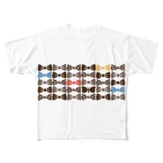 ribb Full graphic T-shirts