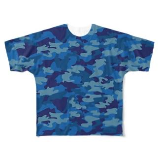 sentofuku1 Full graphic T-shirts