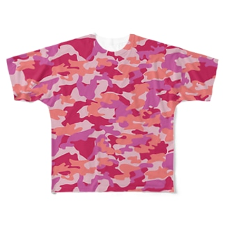 sentofuku4 Full graphic T-shirts
