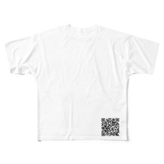 ティーシャツ Full graphic T-shirts