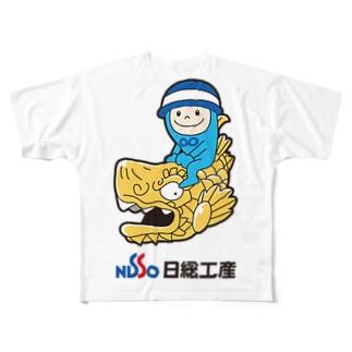seizo_nagoya フルグラフィックTシャツ