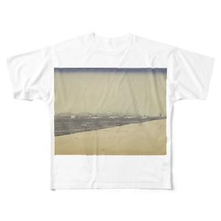 三輪宝 Full graphic T-shirts