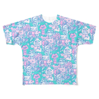 jampacked Full graphic T-shirts