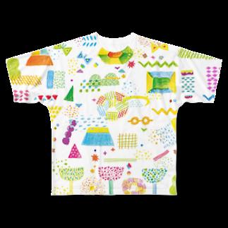 引野 裕詞のchild park2 フルグラフィックTシャツ
