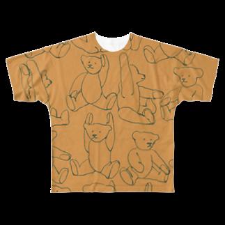 ずぅーっと。のこどもごころのぽぉけっと。 フルグラフィックTシャツ