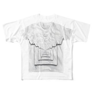 Shirts In Shirt Full graphic T-shirts