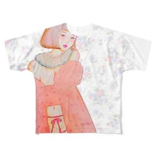 mii フルグラフィックTシャツ