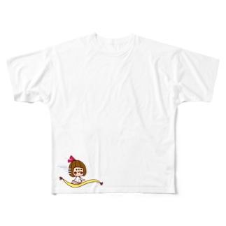 ビューン フルグラフィックTシャツ