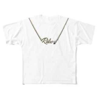 Riko Full graphic T-shirts