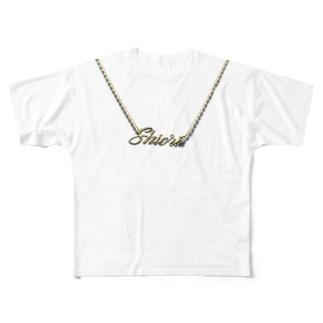Shiori Full graphic T-shirts