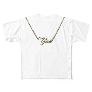 Yui Full graphic T-shirts