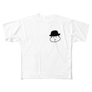 ちゅるT Full graphic T-shirts