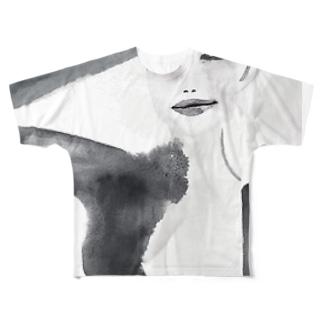 music フルグラフィックTシャツ