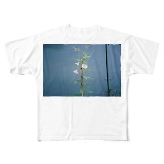 紫陽花 Full graphic T-shirts