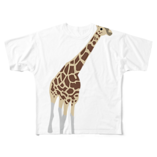 Studio MOONのKIRIN Full graphic T-shirts