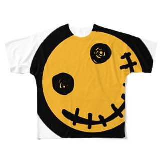 MOON Full graphic T-shirts