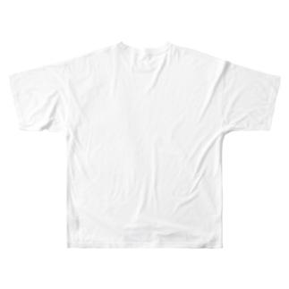 タイトルを入力 Full graphic T-shirts