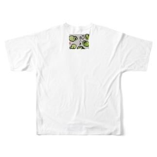 ビタミン Full graphic T-shirts