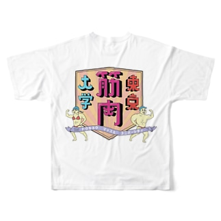 NHK用 Full graphic T-shirts