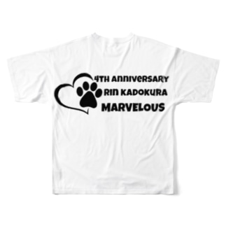 4th Anniversary All-Over Print T-Shirt