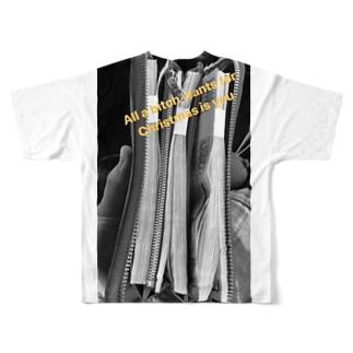 Cogikbus- Christmas cash Full graphic T-shirts