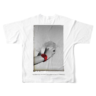 才王グッズSAIOHオフシャルのウオッチⅢ Full graphic T-shirts