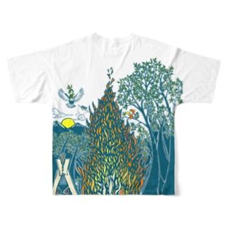 CBJAM2017 Full graphic T-shirts