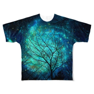 My universe Full graphic T-shirts