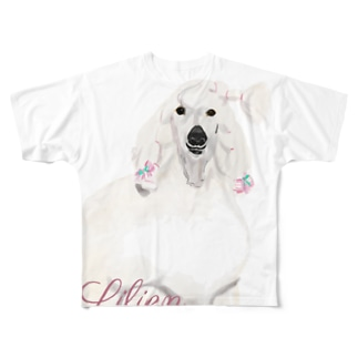 Lilien 4 Full graphic T-shirts